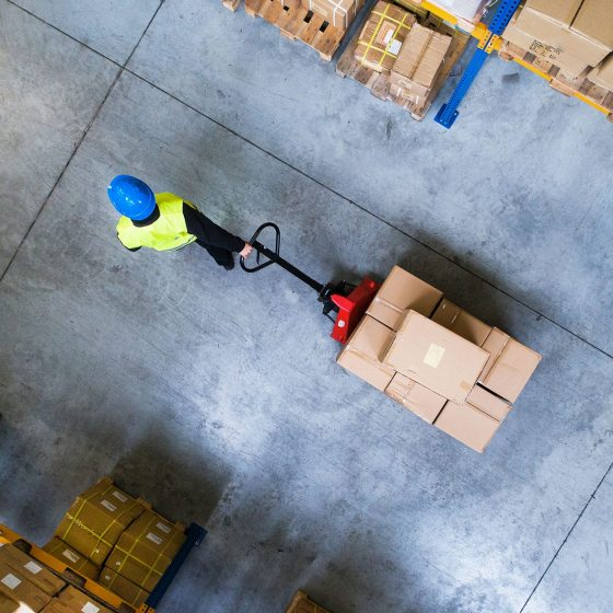 warehouse ceilings