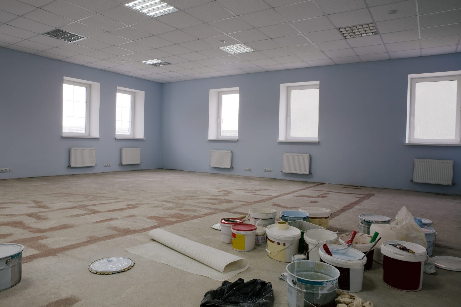 Considerations When Painting An Office | Blog | Arizona Painting Company