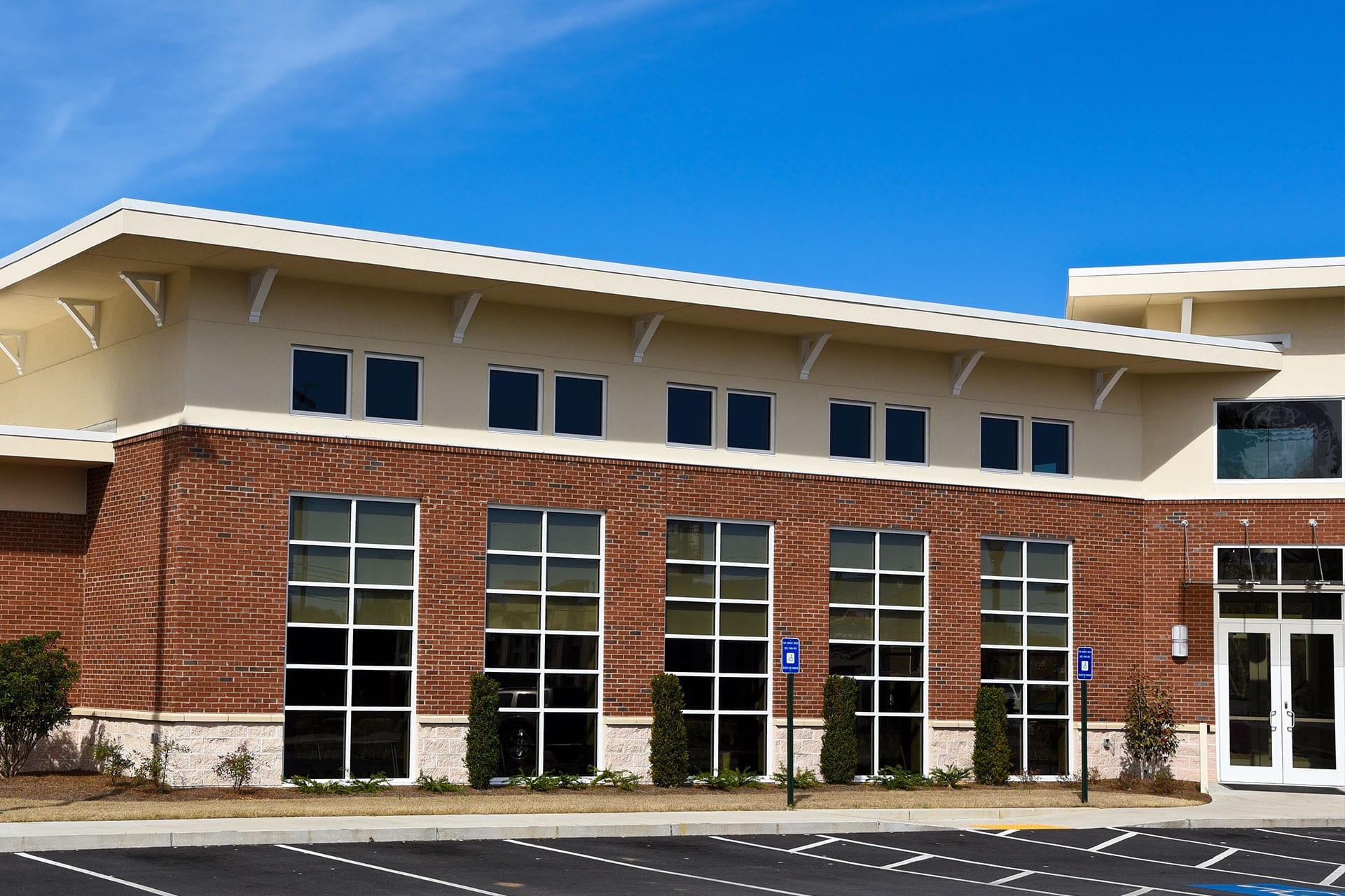 Commercial Buildings | Paint Maintenance | Arizona Painting Company