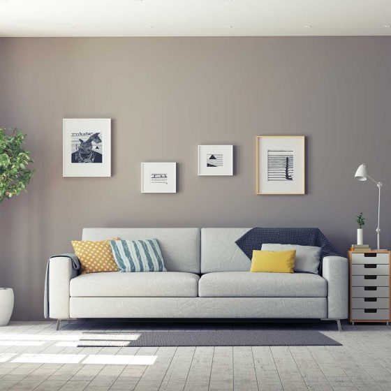 Repainting Your Living Room | Blog | Arizona Painting Company