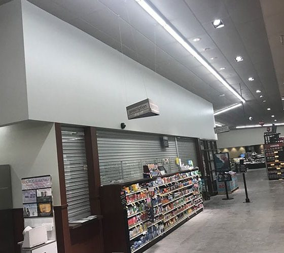 Safeway | Retail Gallery | Commercial Painting Services | Arizona Painting Company