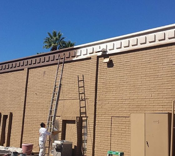 Business Complexes | Commercial Services | Arizona Painting Company