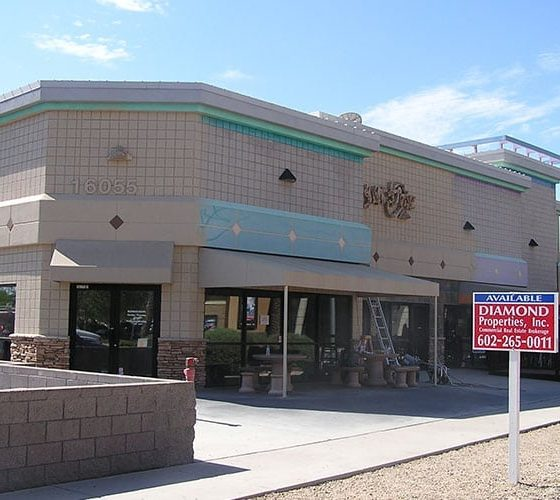 Strip Malls | Commercial Services | Arizona Painting Company