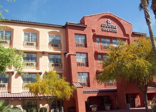 Hotels | Commercial Services | Arizona Painting Company