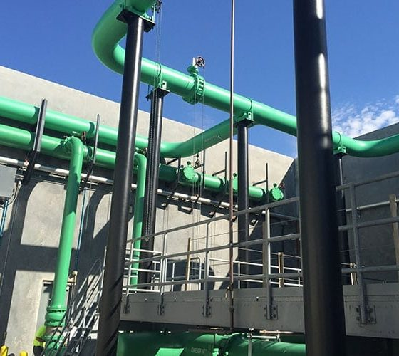 Industrial Buildings | Commercial Services | Arizona Painting Company