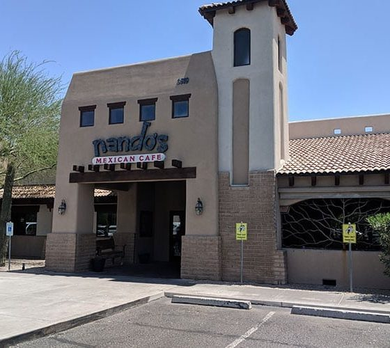 Restaurants Businesses | Commercial Painting Services | Arizona Painting Company