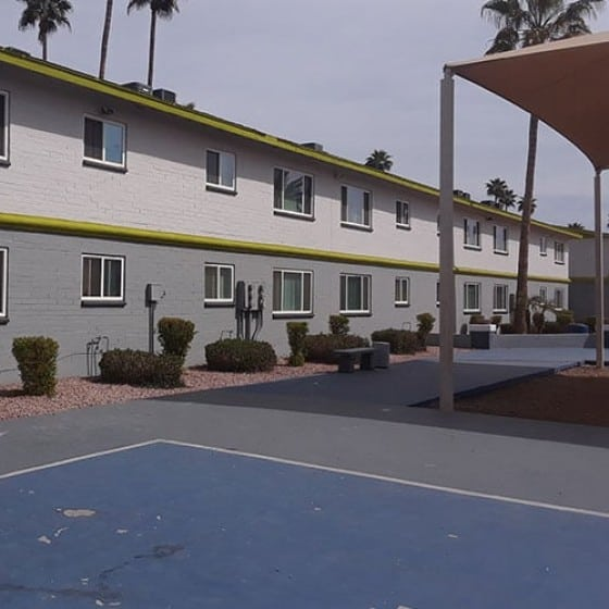 Apartment Complexes: Commercial Painting Gallery