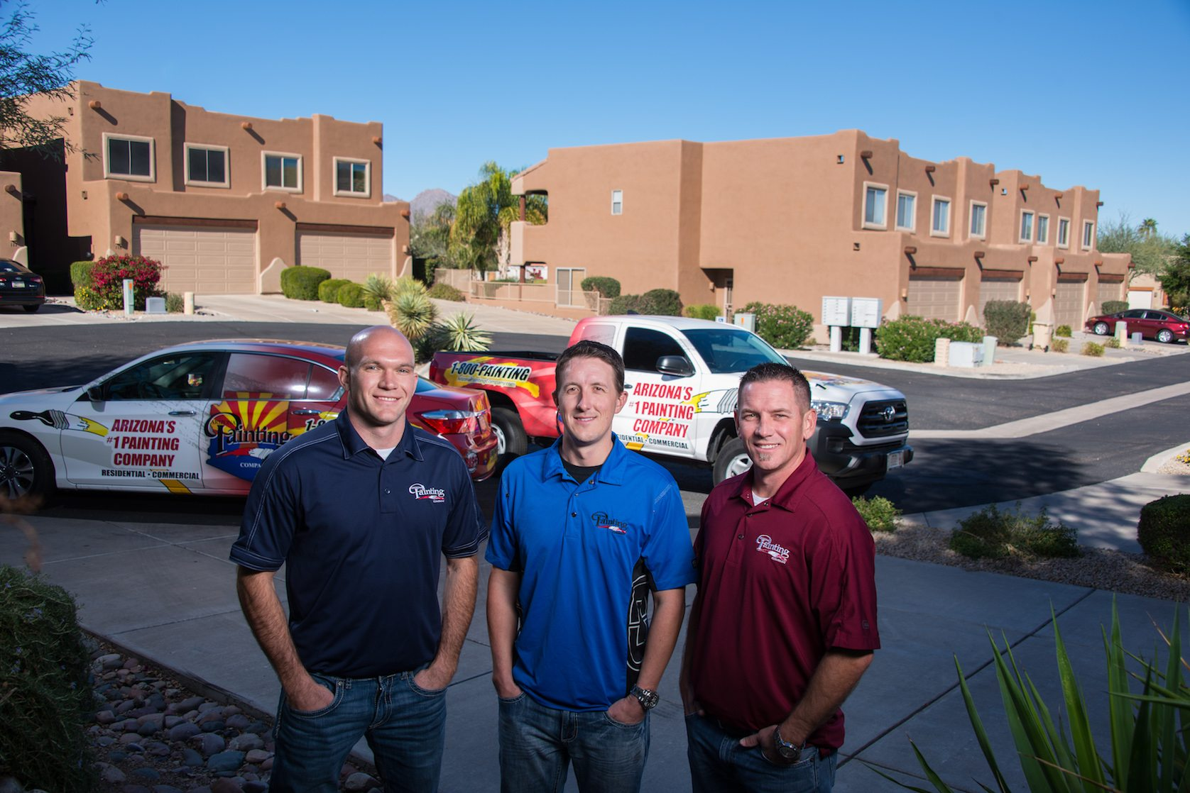 Owners of Arizona Painting Company