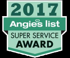 2017 Super Service Award | Arizona Painting Company