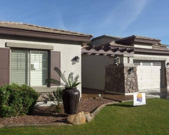 Home Exterior | Phoenix Home Painting Project | Arizona Painting Company