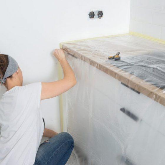 Residential Interior Painting | Kitchen | Arizona Painting Company