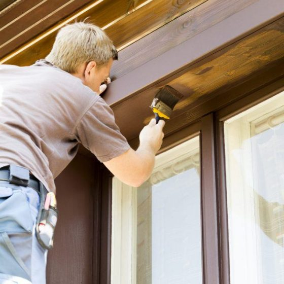 Residential Exterior Painting | Painting Touch-Ups | Arizona Painting Company