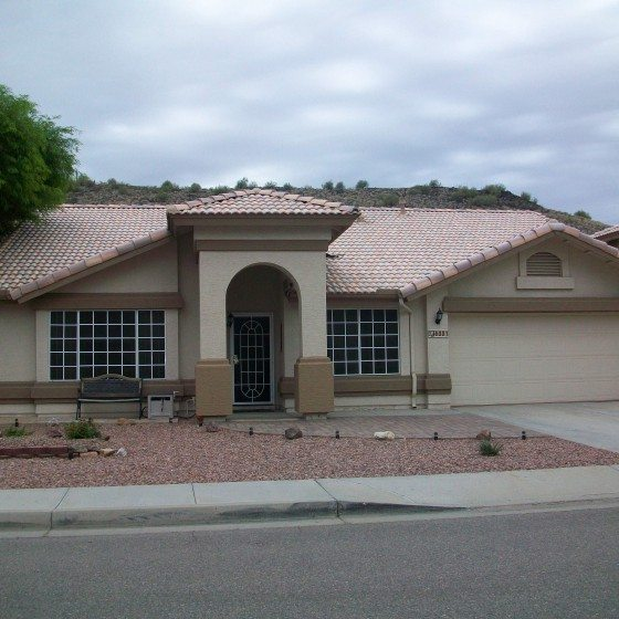 Phoenix | Residential Exterior Painting | Gallery | Arizona Painting Company