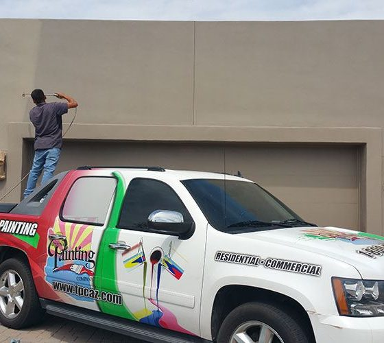 Tucson | Residential Exterior Painting | Gallery | Arizona Painting Company
