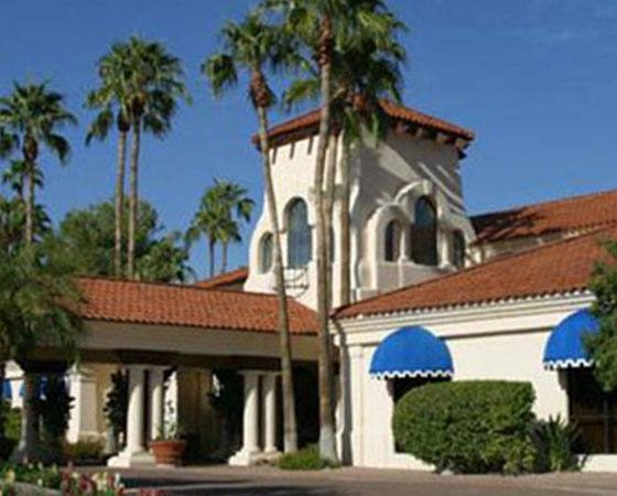 Val Vista Lakes Clubhouse   Gilbert Painting   Commercial Painting Project   Commercial Exterior Walls Painting   Arizona Painting Company