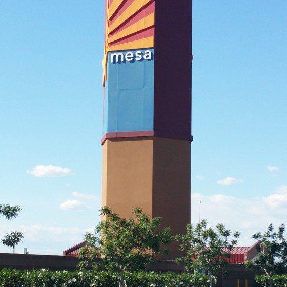 Mesa Riverview | Commercial | Arizona Painting Company