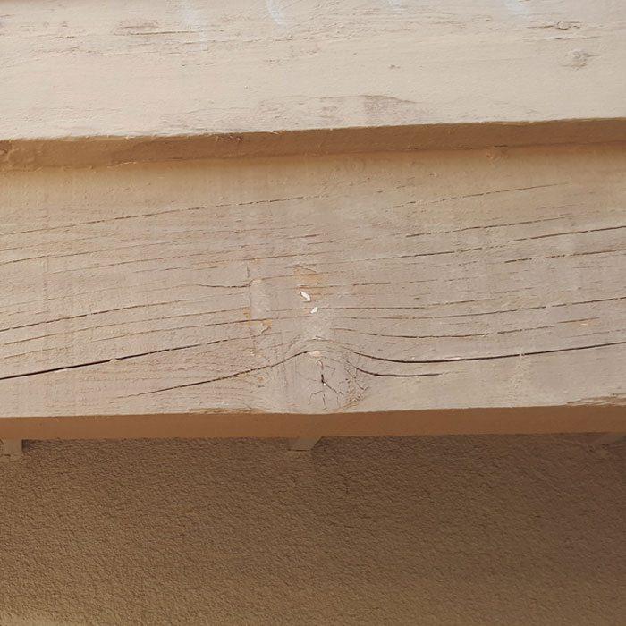 6 wood condition poor