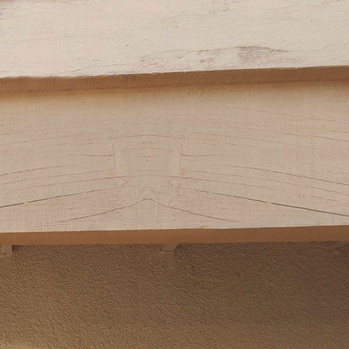 6 wood condition fair