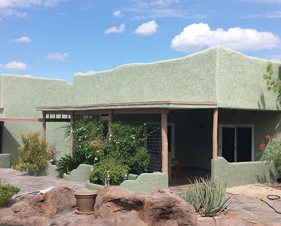 Tucson Location | Residential House Exterior Painting Services | Arizona Painting Company
