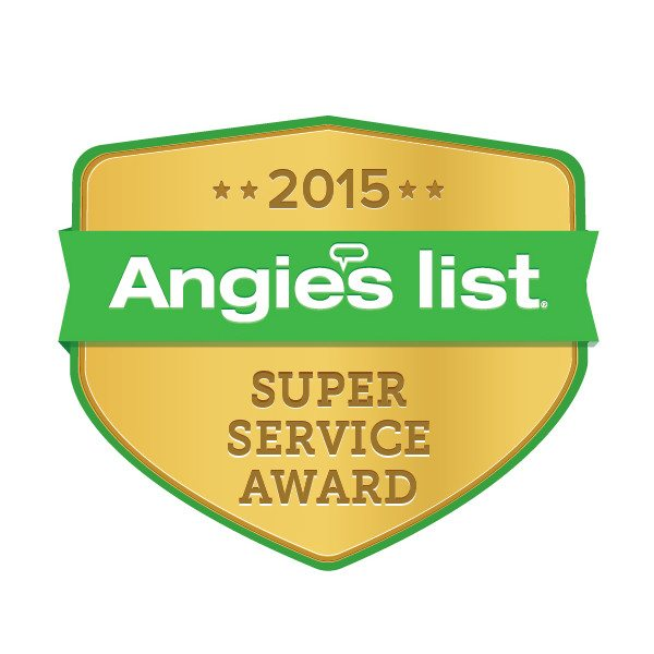 2015 Angie's List Super Service Award | Arizona Painting Company