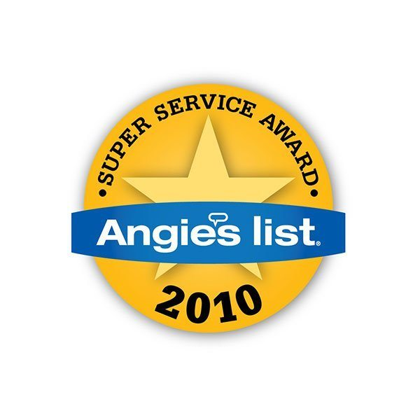 2010 Angie's List Super Service Award | Arizona Painting Company