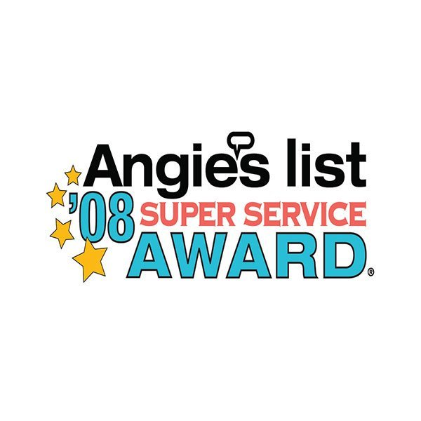 2008 Angie's List Super Service Award | Arizona Painting Company