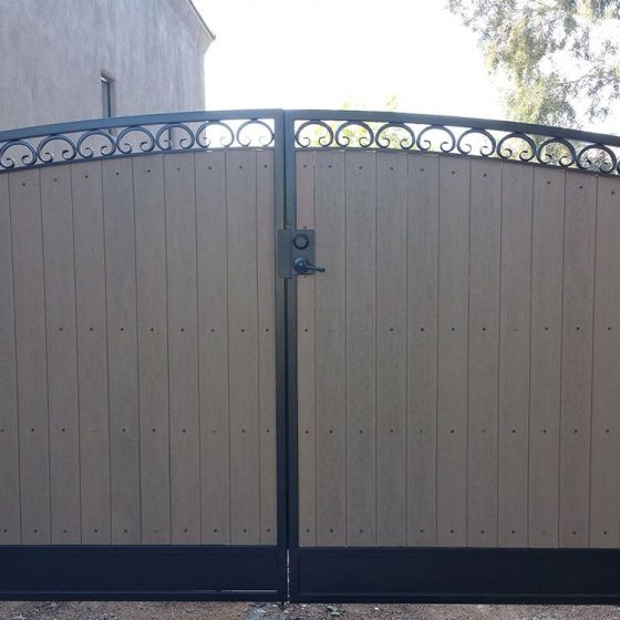 Residential Fence & Gate Painting Services | Arizona Painting Company