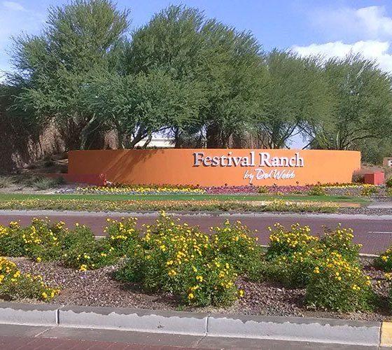 Sun City Festival Ranch   Arizona Painting Company