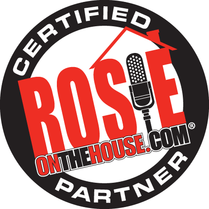 Rosie on the House Certified Partner Icon