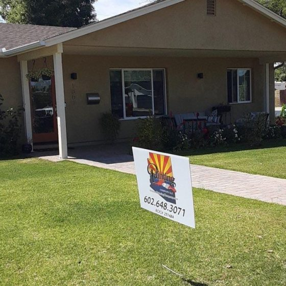 Exterior Painting in Glendale Arizona