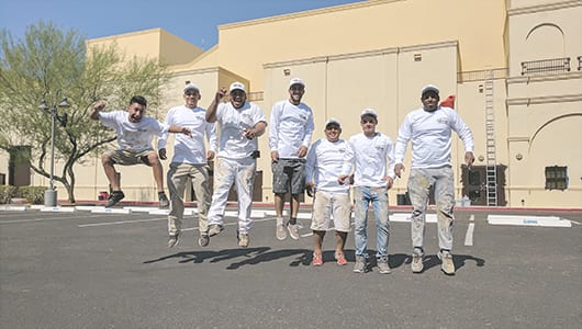 AZ Paint Team