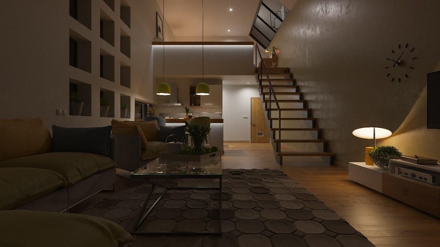 low light rooms