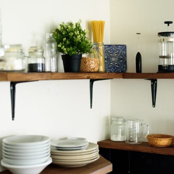 home shelving
