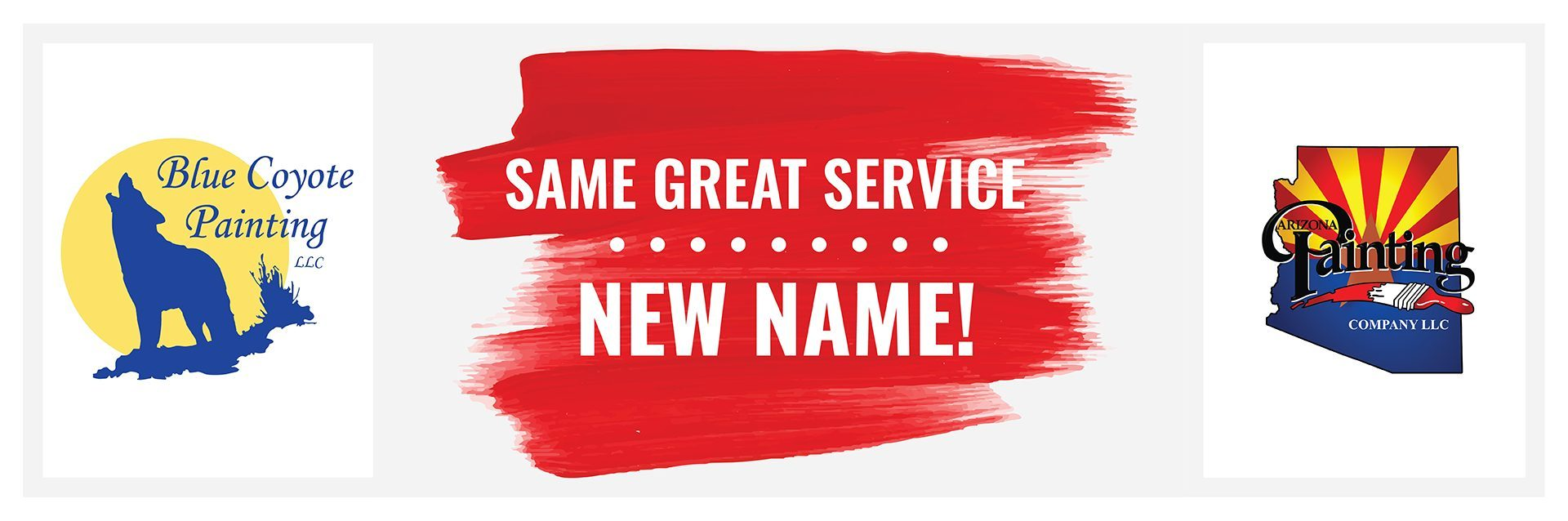 Blue Coyote / AZ Paint - Same Great Service with a New Name